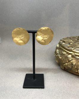 Pendientes Danza Gold