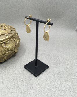 Mini arete Pepita Gold